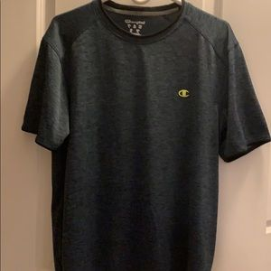 Champion quick dry t shirt